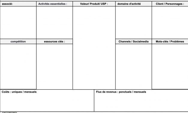 BMC Vorlage für Nischenseiten: PDF, Französisch